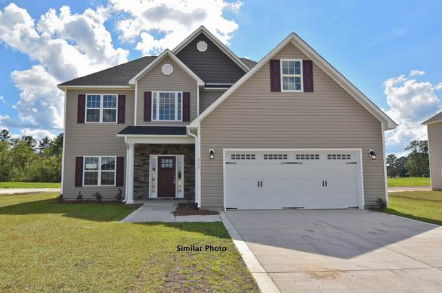 134 Evergreen Forest Drive, Sneads Ferry, NC 28460 (MLS #100245701) :: Berkshire Hathaway HomeServices Hometown, REALTORS®
