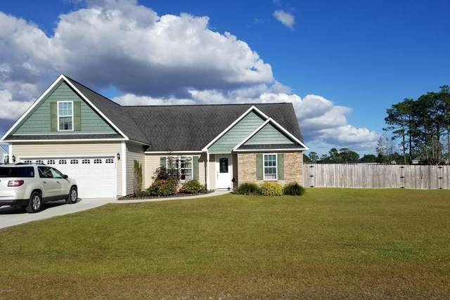 206 Inverness Drive, Hubert, NC 28539 (MLS #100245706) :: Thirty 4 North Properties Group