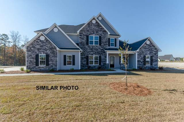 118 Evergreen Forest Drive, Sneads Ferry, NC 28460 (MLS #100245722) :: Berkshire Hathaway HomeServices Hometown, REALTORS®