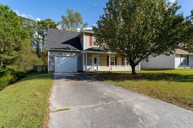 129 Suffolk Circle, Jacksonville, NC 28546 (MLS #100245803) :: Vance Young and Associates