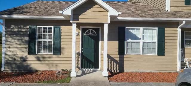 601 #D25 Pelletier Loop Road #54, Swansboro, NC 28584 (MLS #100245830) :: Stancill Realty Group