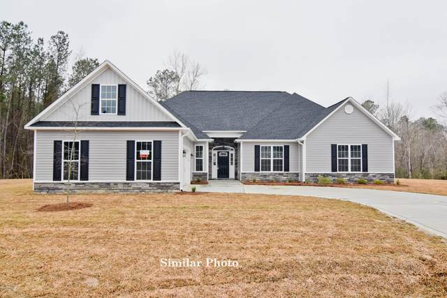 128 Evergreen Forest Drive, Sneads Ferry, NC 28460 (MLS #100245839) :: The Rising Tide Team