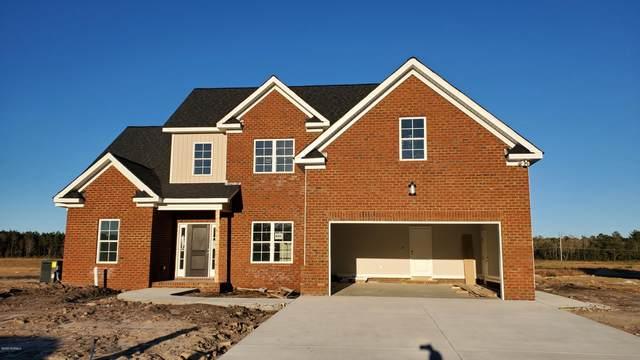 620 Megan Drive, Greenville, NC 27834 (MLS #100245872) :: Berkshire Hathaway HomeServices Prime Properties