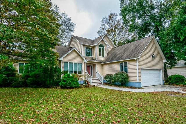 109 Magens Way, Cedar Point, NC 28584 (MLS #100245892) :: Vance Young and Associates