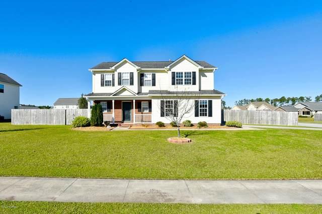 208 Willoughby Lane, Jacksonville, NC 28546 (MLS #100245921) :: CENTURY 21 Sweyer & Associates