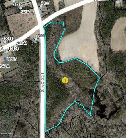 Lot 1 South Nc 231, Middlesex, NC 27557 (MLS #100245922) :: CENTURY 21 Sweyer & Associates