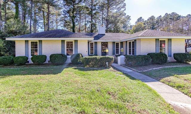 1117 Parkside Drive NW, Wilson, NC 27896 (MLS #100245972) :: Coldwell Banker Sea Coast Advantage