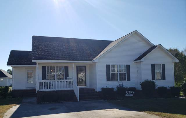 302 Julia Place, Stantonsburg, NC 27883 (MLS #100246041) :: The Legacy Team