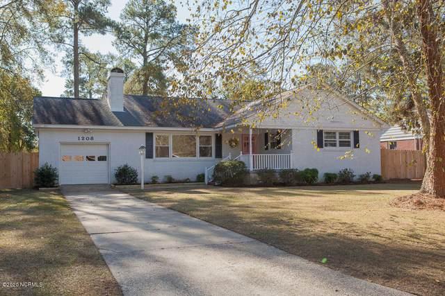 1208 Meadowood Drive, Kinston, NC 28501 (MLS #100246052) :: Stancill Realty Group