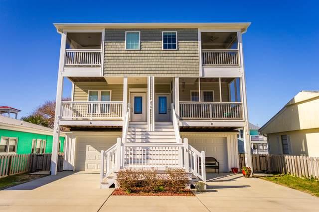 225 N 3rd Avenue B, Kure Beach, NC 28449 (MLS #100246057) :: The Keith Beatty Team