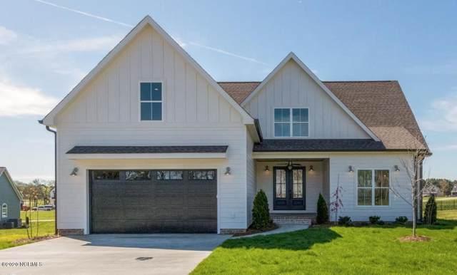 Lot 8 Yacht Basin Landing, Hampstead, NC 28443 (MLS #100246077) :: Berkshire Hathaway HomeServices Hometown, REALTORS®