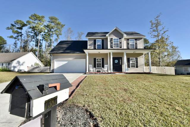7387 Ruby Stone Court, Leland, NC 28451 (MLS #100246105) :: Stancill Realty Group