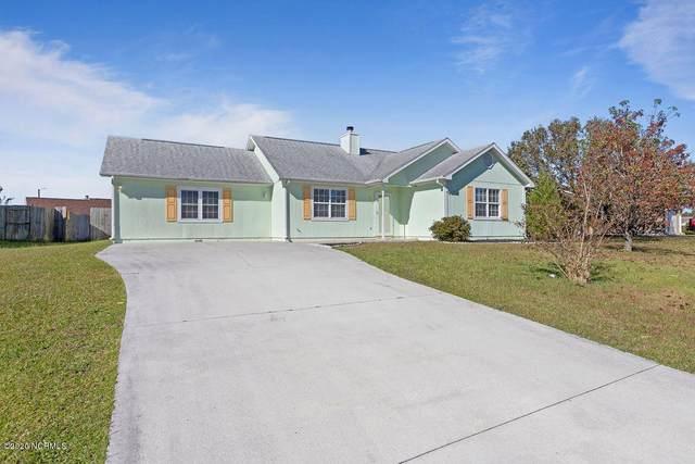 412 Dion Drive, Hubert, NC 28539 (MLS #100246107) :: Berkshire Hathaway HomeServices Hometown, REALTORS®
