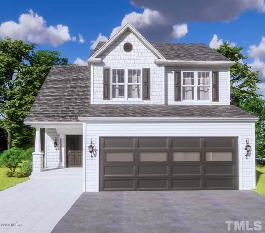 Lot 6 Stoney Hill Church Road, Bailey, NC 27807 (MLS #100246108) :: Carolina Elite Properties LHR
