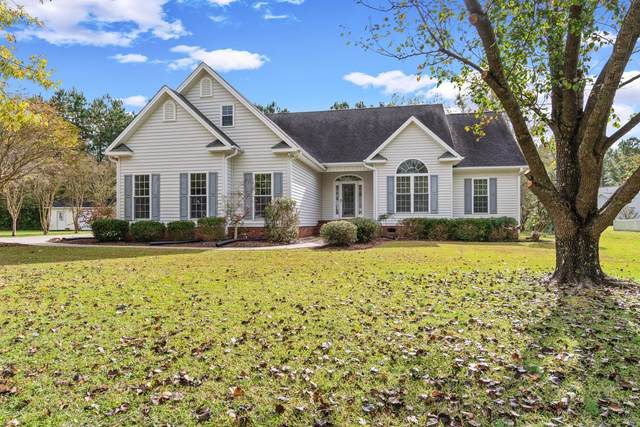 205 River Bluffs Drive, New Bern, NC 28560 (MLS #100246123) :: RE/MAX Elite Realty Group
