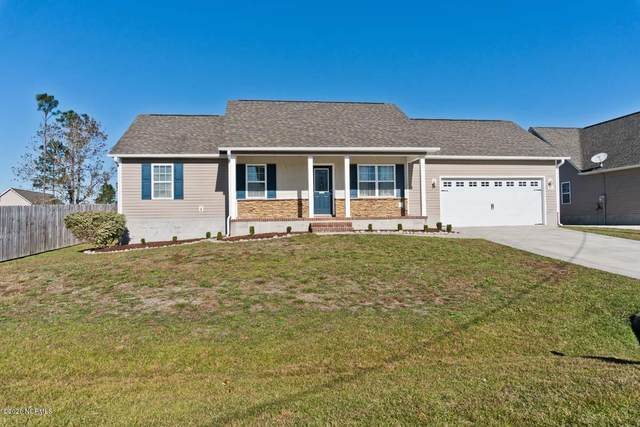 303 Sinclair Lane, Hubert, NC 28539 (MLS #100246140) :: The Rising Tide Team