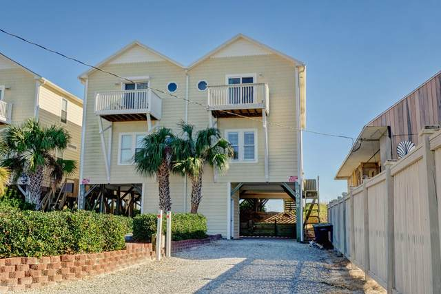809 Ocean Boulevard B, Topsail Beach, NC 28445 (MLS #100246162) :: The Oceanaire Realty