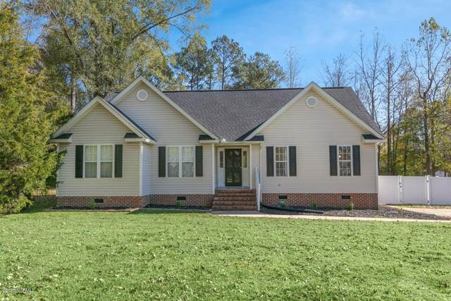 1589 Hackberry Drive, Rocky Mount, NC 27804 (MLS #100246163) :: Donna & Team New Bern