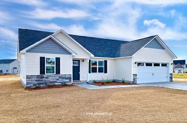 206 Westfield Drive, Richlands, NC 28574 (MLS #100246171) :: Courtney Carter Homes