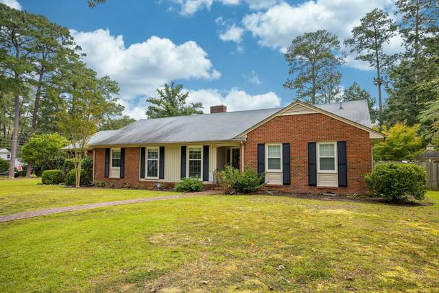 1705 Knollwood Drive, Greenville, NC 27858 (MLS #100246193) :: Stancill Realty Group