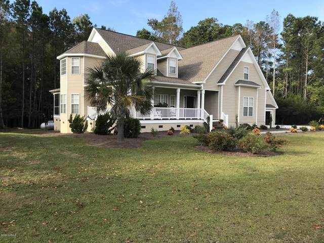 202 Three Oaks Court, Swansboro, NC 28584 (MLS #100246253) :: Courtney Carter Homes