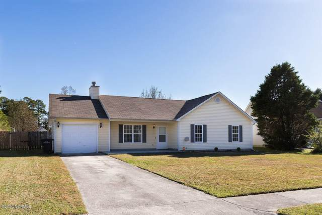 128 Settlers Circle, Jacksonville, NC 28546 (MLS #100246266) :: Barefoot-Chandler & Associates LLC