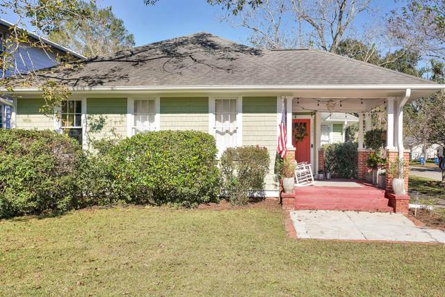 1321 Chestnut Street, Wilmington, NC 28401 (MLS #100246275) :: Barefoot-Chandler & Associates LLC