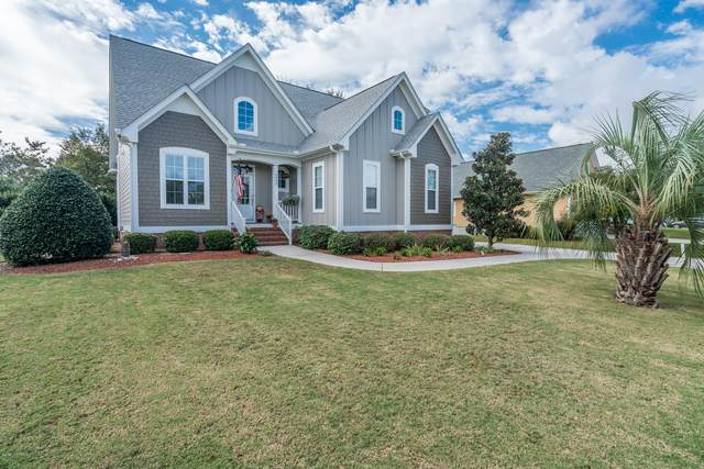 5993 Gray Squirrel Path, Southport, NC 28461 (MLS #100246277) :: Vance Young and Associates