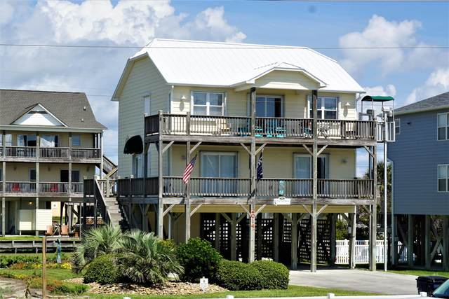 2014 Ocean Drive, Emerald Isle, NC 28594 (MLS #100246303) :: Castro Real Estate Team
