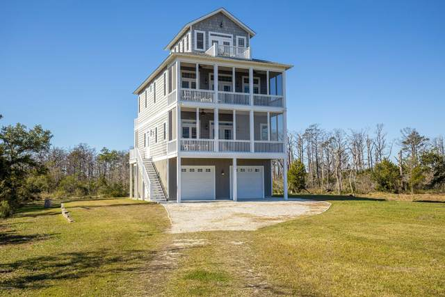 141 Taylor Road, Marshallberg, NC 28553 (MLS #100246310) :: Stancill Realty Group