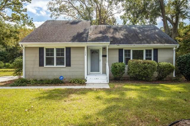 104 Wynne Road, Havelock, NC 28532 (MLS #100246317) :: RE/MAX Elite Realty Group