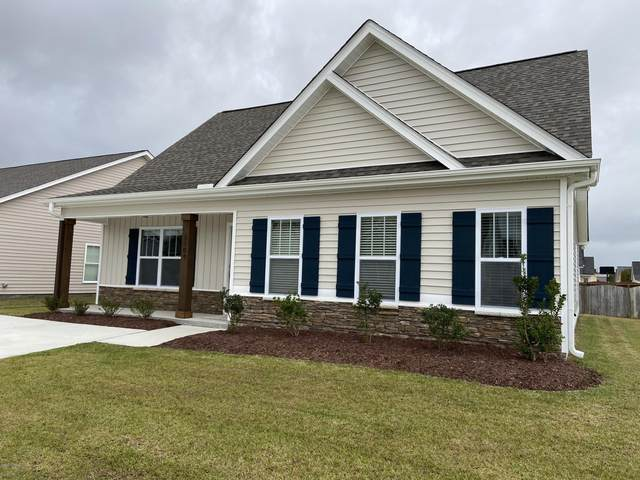 3904 Pensacola Drive, Greenville, NC 27834 (MLS #100246323) :: Stancill Realty Group