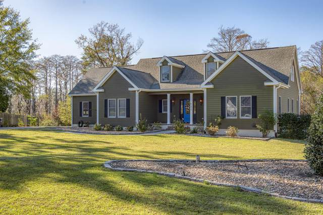 404 Lilliput Drive, New Bern, NC 28562 (MLS #100246345) :: Frost Real Estate Team