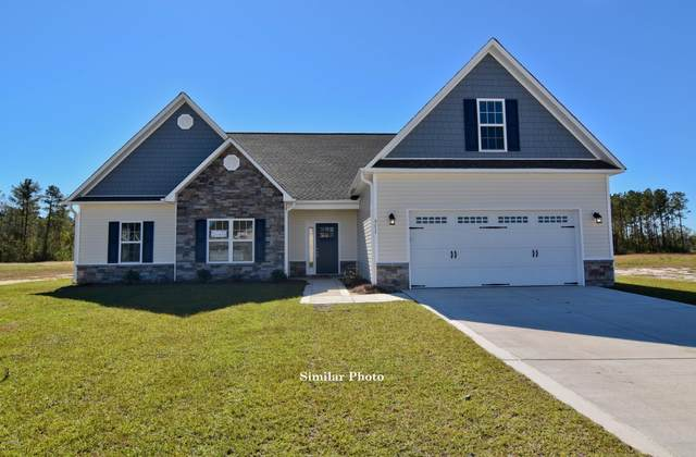 136 Evergreen Forest Drive, Sneads Ferry, NC 28460 (MLS #100246360) :: The Rising Tide Team