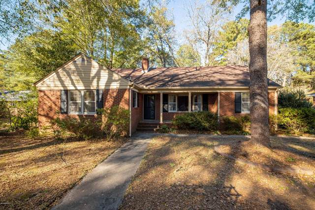 1403 Evergreen Drive, Greenville, NC 27858 (MLS #100246371) :: Berkshire Hathaway HomeServices Prime Properties
