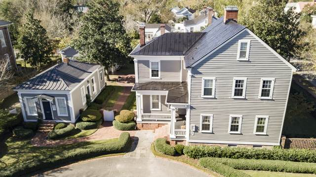 521 Hancock Street, New Bern, NC 28560 (MLS #100246396) :: David Cummings Real Estate Team