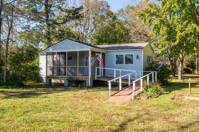 807 Silverbrook Road, Oriental, NC 28571 (MLS #100246403) :: Donna & Team New Bern