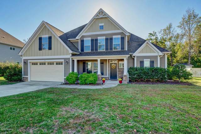 315 W Goldeneye Lane, Sneads Ferry, NC 28460 (MLS #100246411) :: Frost Real Estate Team