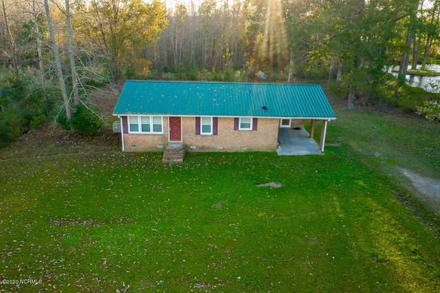 5105 N North Carolina Hwy 58, Kinston, NC 28501 (MLS #100246430) :: Berkshire Hathaway HomeServices Prime Properties