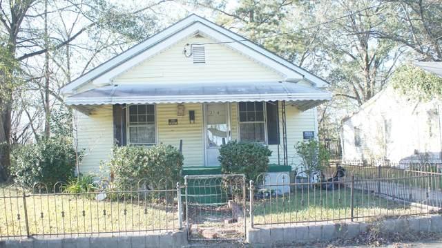 318 Olive Street, Rocky Mount, NC 27801 (MLS #100246439) :: Donna & Team New Bern