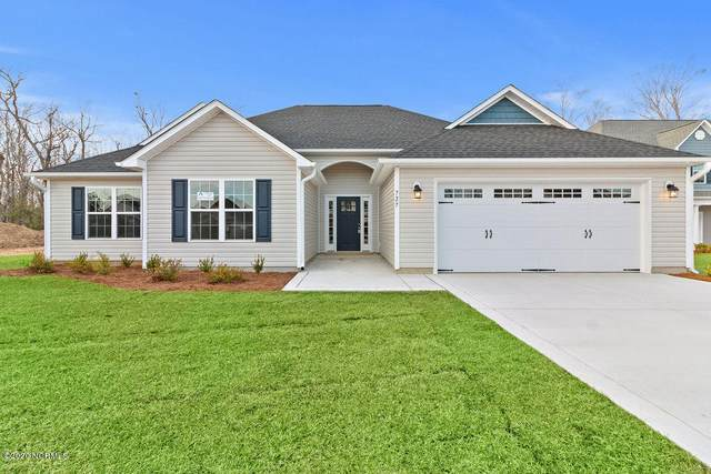 213 Moonstone Court, Jacksonville, NC 28546 (MLS #100246480) :: Barefoot-Chandler & Associates LLC