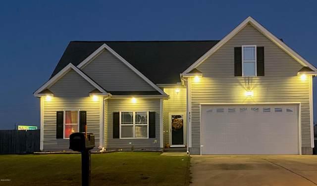 4361 Bristlecone Drive, Ayden, NC 28513 (MLS #100246500) :: Carolina Elite Properties LHR