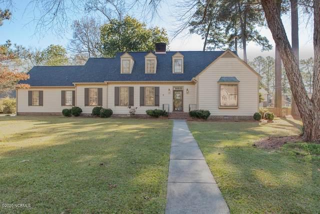 1906 Eleanor Drive, Kinston, NC 28504 (MLS #100246507) :: Berkshire Hathaway HomeServices Prime Properties