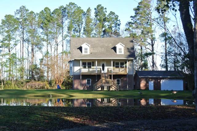 605 Mill Creek Road, Newport, NC 28570 (MLS #100246514) :: The Oceanaire Realty