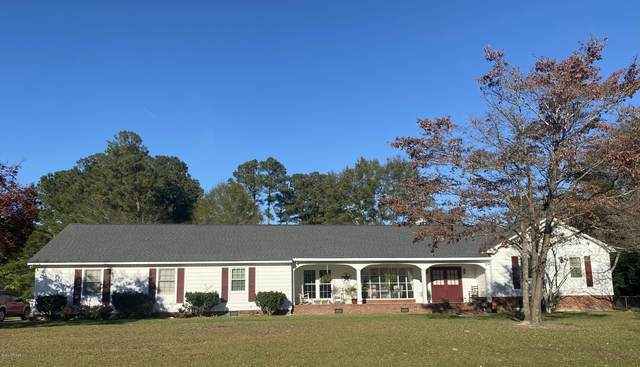2903 Hillman Road, Kinston, NC 28504 (MLS #100246542) :: Berkshire Hathaway HomeServices Prime Properties