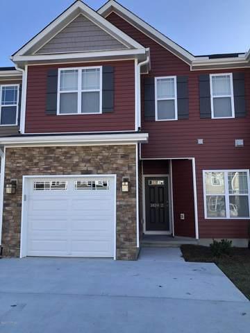 1824 Fox Den Way #2, Greenville, NC 27858 (MLS #100246545) :: Stancill Realty Group