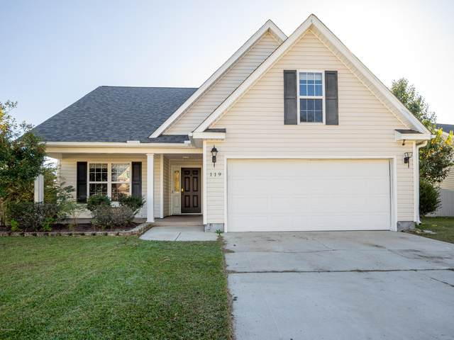 119 Bermuda View, New Bern, NC 28560 (MLS #100246548) :: Liz Freeman Team