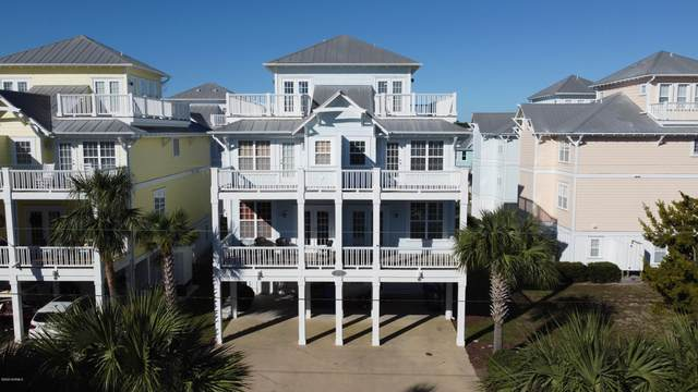 1406 Bonito Lane #2, Carolina Beach, NC 28428 (MLS #100246559) :: The Keith Beatty Team