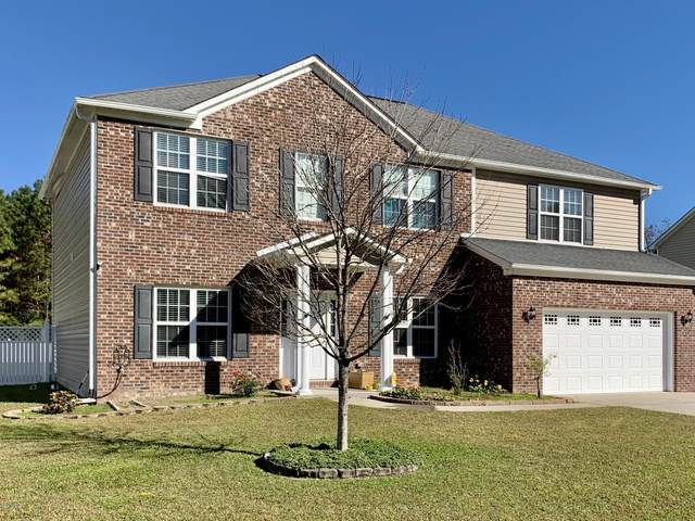 109 Maple Farms Lane, Havelock, NC 28532 (MLS #100246564) :: David Cummings Real Estate Team