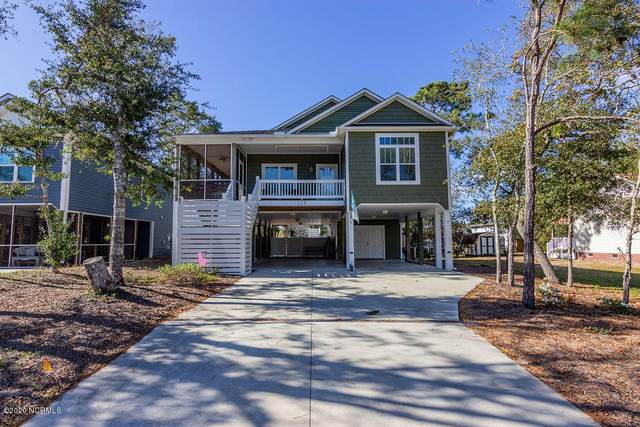 123 NE 2nd Street, Oak Island, NC 28465 (MLS #100246592) :: CENTURY 21 Sweyer & Associates